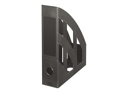 Stationery Office Ware A4 Mag File Black