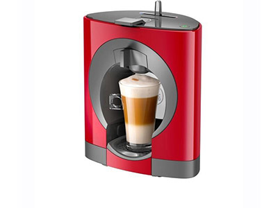 Liances Coffee Machines Nescafe Dolce Gusto Oblo Red