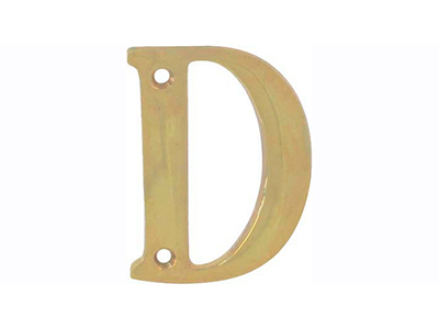 hardware-shelf-systems/door-numbers/polished-brass-letter-d-house-number-65-mm