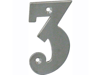 hardware-shelf-systems/door-numbers/inox-number-3-house-number-65mm