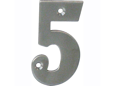 hardware-shelf-systems/door-numbers/inox-number-5-house-number-65mm