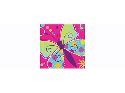dinnerware/party-items/butterfly-sparkle-beverage-napkins