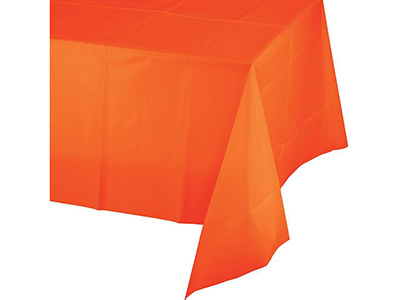 dinnerware/party-items/orange-party-table-cover