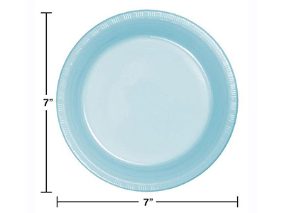 dinnerware/party-items/pastel-blue-plastic-plate