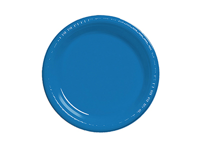 dinnerware/party-items/true-blue-plastic-luncheon-plate