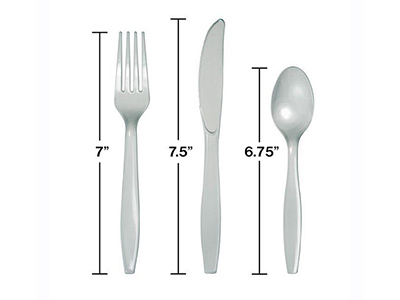 dinnerware/party-items/silver-plastic-assorted-cutlery-set