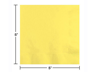 dinnerware/party-items/mimosa-2-ply-yellow-beverage-napkin