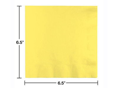 dinnerware/party-items/mimosa-2-ply-yellow-luncheon-napkin