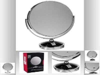 bathrooms/shaving-mirrors/chrome-mirror-on-base-17-cm