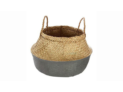 bathrooms/laundry-bins-baskets/grey-natural-seagrass-laundry-basket