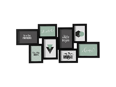 art-decor/other-frames/black-collage-photo-frame-for-8-photos
