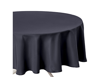 textiles-linen/table-cloths-runners-tea-towels/dark-grey-round-polyester-anti-stain-tablecloth-180-cm