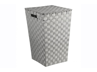 bathrooms/laundry-bins-baskets/grey-woven-laundry-basket