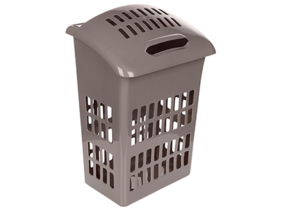 bathrooms/laundry-bins-baskets/taupe-perforated-laundry-basket-50-litres