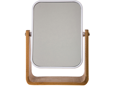 bathrooms/shaving-mirrors/natureo-white-bamboo-mirror