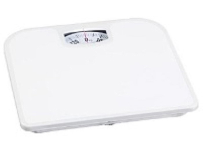 bathrooms/bath-weighing-scales/white-mechanical-body-scales-130-kg