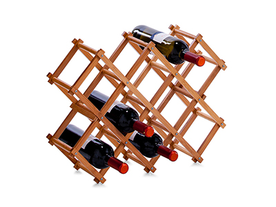 kitchenware/wine-racks/zeller-bamboo-wine-rack