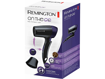 appliances/hairdryers-straighteners-clippers/remington-travel-hair-dryer-1400-watts