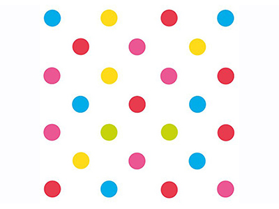 dinnerware/party-items/multicolour-polka-dots-napkins