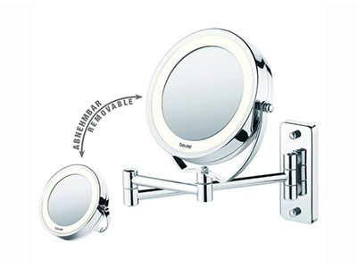 bathrooms/shaving-mirrors/beurer-wall-extendable-mirror