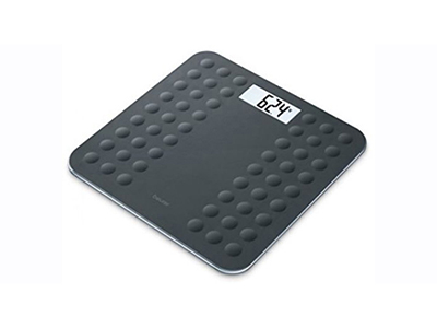 bathrooms/bath-weighing-scales/beurer-black-glass-bathroom-scale-180-kgs