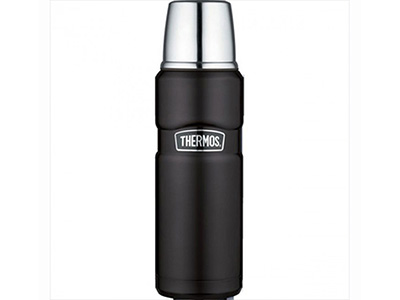 kitchenware/vacuum-flasks/thermos-stainless-steel-matte-black-insulated-flask-470-ml