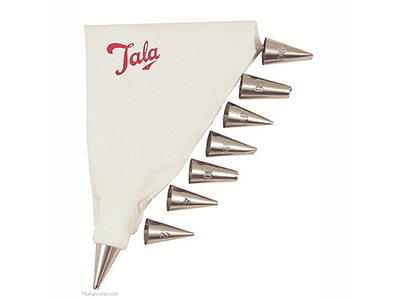 kitchenware/bakeware-accessories/tala-icing-bag-with-8-nozzles