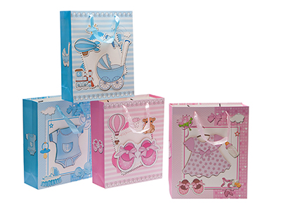dinnerware/party-items/baby-design-glitter-gift-bags-4-colours