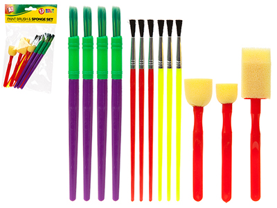 children/children-fancy-stationery/child-paint-brush-sponge-set-13pc-