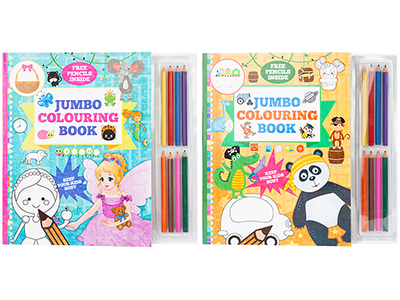 children/children-fancy-stationery/jumbo-colouring-book-with-8-mini-pencils