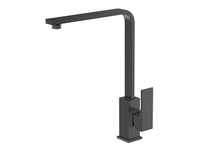 bathrooms/kitchen-bathroom-mixers/bridgepoint-black-matte-single-lever-kitchen-mixer