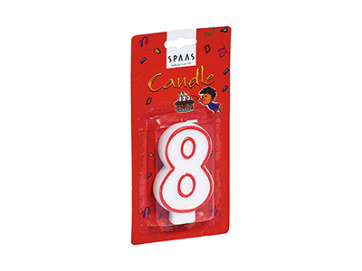 dinnerware/party-items/spaas-birthday-candle-number-8