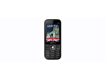 1ba164b3fc9 Ibrit Cobra 2.8 Inch Mobile Phone Colour Black And Gray