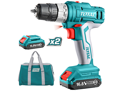 power-tools/cordless-drills/total-cordless-drill-168-volts-with-2-battery-packs