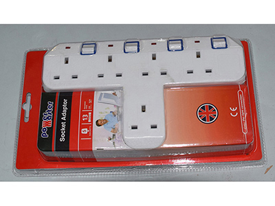 lighting/trailing-extension-sockets/5way-4-switch-adaptor