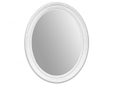 bathrooms/hanging-mirrors/white-oval-plastic-mirror