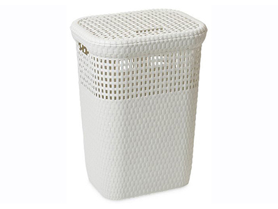 bathrooms/laundry-bins-baskets/white-rattan-laundry-basket-60-litres