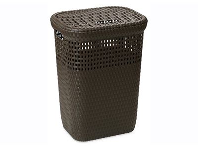bathrooms/laundry-bins-baskets/brown-rattan-laundry-basket-60-litres