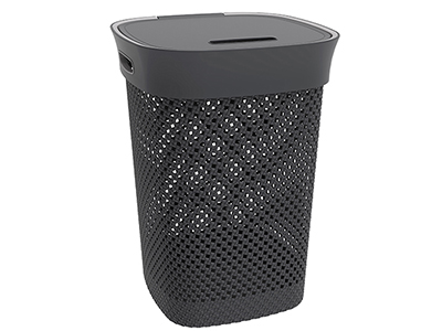 bathrooms/laundry-bins-baskets/woolly-black-laundry-basket-50-litres