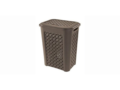 bathrooms/laundry-bins-baskets/tontarelli-arianna-brown-laundry-basket-30-litres