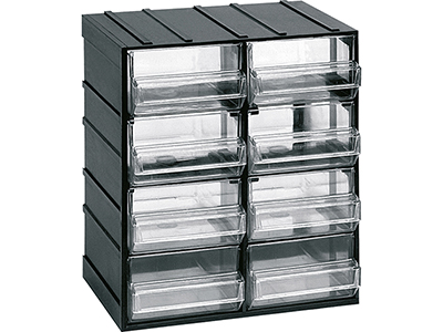 hand-tools/tool-boxes-storage-organisers/plastic-storage-unit-with-8-small-drawers