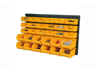 hand-tools/tool-boxes-storage-organisers/storage-board-with-30-storage-bins