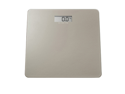 bathrooms/bath-weighing-scales/grey-glass-personal-bathroom-scales-with-lcd-screen-150-kg