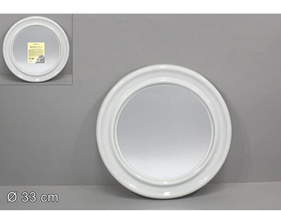 bathrooms/hanging-mirrors/white-plastic-frame-round-hanging-mirror-33cm
