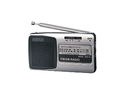 electronics/portable-speakers-radios-stereos/daewoo-black-portable-radio-battery-operated