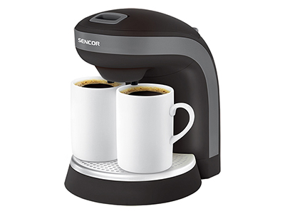 appliances/coffee-machines/sencor-black-coffee-and-tea-maker-with-2-free-porcelain-mugs-03-ltr-350-w