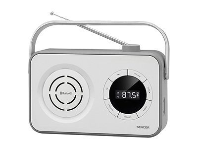 electronics/portable-speakers-radios-stereos/sencor-portable-digital-radio-white-with-usb-and-bluetooth