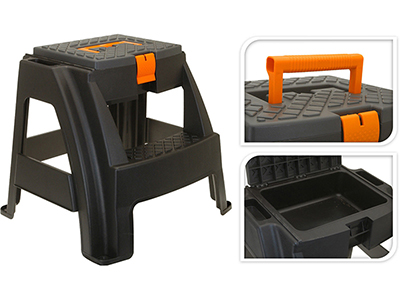hand-tools/tool-boxes-storage-organisers/stool-with-toolbox-grey-orange285010