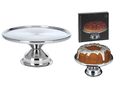 dinnerware/other-dining-ware/excellent-houseware-stainless-steel-cake-tray