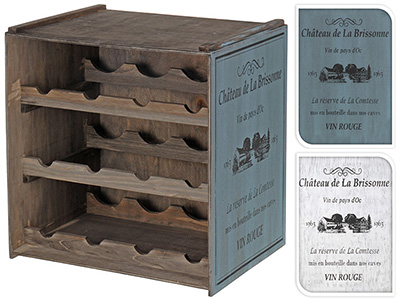kitchenware/wine-racks/shabby-chic-winerack-for-12-bottles-2-assorted-colours